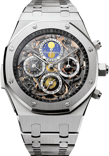 Audemars Piguet Watches - Royal Oak Grande Complication Openworked - Style No: 26065IS.OO.1105IS.01