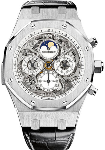 Audemars Piguet Watches - Royal Oak Grande Complication Openworked - Style No: 26065IS.OO.D002CR.01