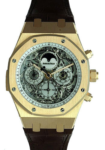 Audemars Piguet Watches - Royal Oak Grande Complication - Style No: 26065OR.OO.D088CR.01