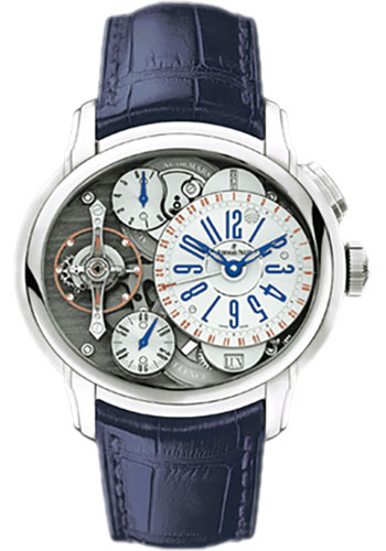 Audemars Piguet Watches - Millenary AP Escapement - Style No: 26066PT.OO.D028CR.01
