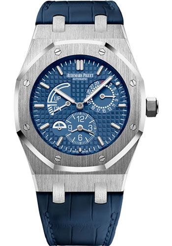 Audemars Piguet Watches - Royal Oak Dual Time - Style No: 26124ST.OO.D018CR.01