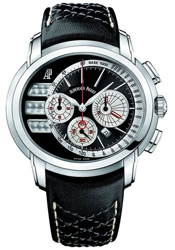 Audemars Piguet Watches - Millenary Chronograph - Style No: 26142ST.OO.D001VE.01