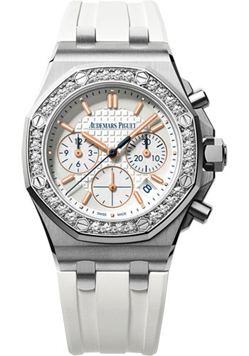 Audemars Piguet Watches - Royal Oak Offshore Chronograph 37mm - Stainless Steel - Style No: 26144ST.ZZ.D010CA.01