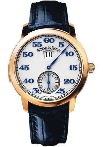 Audemars Piguet Watches Jules Audemars Jumping Hour Minute ...