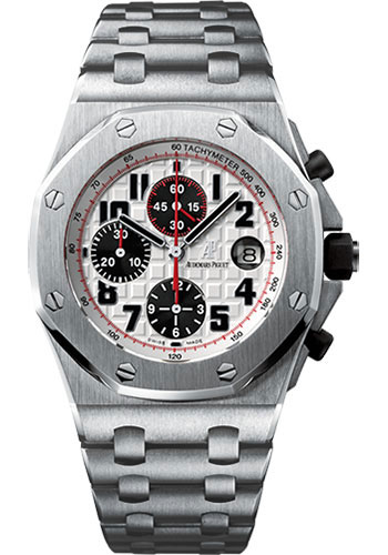 Audemars Piguet Watches - Royal Oak Offshore Chronograph - Stainless Steel - Style No: 26170ST.OO.1000ST.01