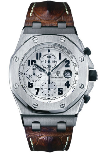 Audemars Piguet Watches - Royal Oak Offshore Safari Chronograph - Style No: 26170ST.OO.D091CR.01