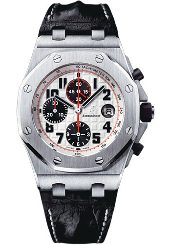 Audemars Piguet Watches - Royal Oak Offshore Chronograph 42mm - Stainless Steel - Style No: 26170ST.OO.D101CR.02