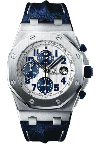 Audemars Piguet Watches - Royal Oak Offshore Navy Chronograph - Style No: 26170ST.OO.D305CR.01