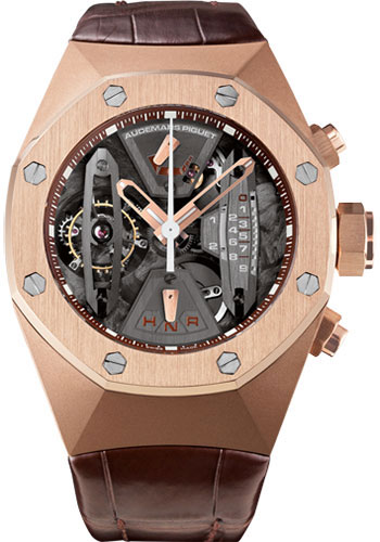 Audemars Piguet Watches - Royal Oak Concept Tourbillon Chronograph - Pink Gold - Style No: 26223OR.OO.D099CR.01