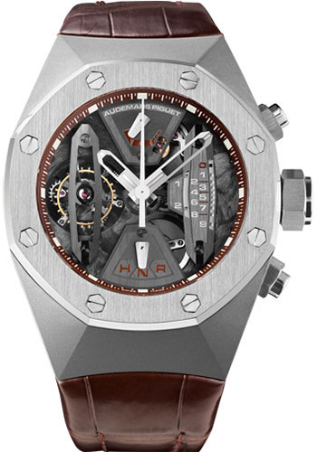 Audemars Piguet Watches - Royal Oak Concept Tourbillon Chronograph - Titanium - Style No: 26223TI.OO.D099CR.01
