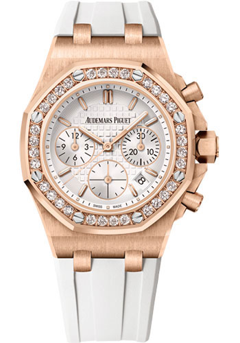 Audemars Piguet Watches - Royal Oak Offshore Chronograph - Pink Gold - Style No: 26231OR.ZZ.D010CA.01