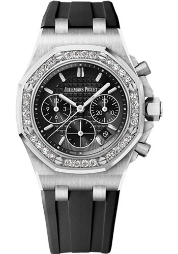 Audemars Piguet Watches - Royal Oak Offshore Chronograph - Stainless Steel - Style No: 26231ST.ZZ.D002CA.01
