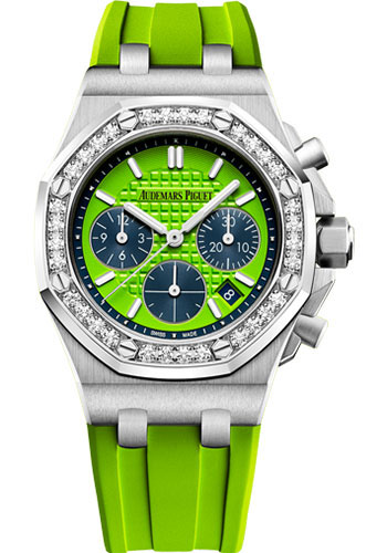 Audemars Piguet Watches - Royal Oak Offshore Chronograph 37mm - Stainless Steel - Style No: 26231ST.ZZ.D038CA.01