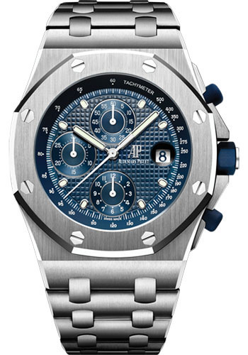 Audemars Piguet Watches - Royal Oak Offshore Chronograph 42mm - Stainless Steel - Style No: 26237ST.OO.1000ST.01