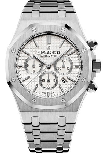 Audemars Piguet Watches - Royal Oak Chronograph 41mm - Stainless Steel - Style No: 26320ST.OO.1220ST.02