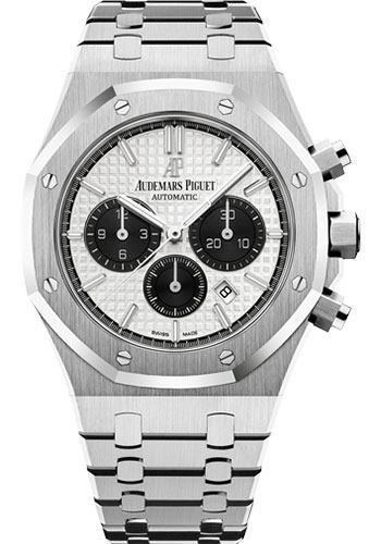 Audemars Piguet Watches - Royal Oak Chronograph 41mm - Stainless Steel - Style No: 26331ST.OO.1220ST.03