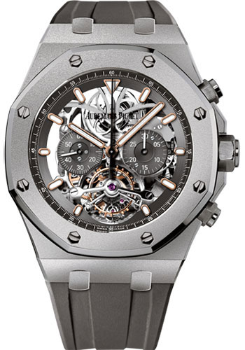 Audemars Piguet Watches - Royal Oak Tourbillon Chronograph - Style No: 26347TI.GG.D004CA.01
