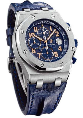 Audemars Piguet Watches - Royal Oak Offshore Pride of Argentina - Style No: 26365IS.OO.D305CR.01