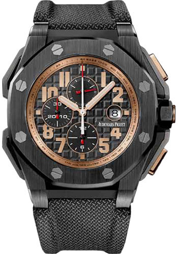 Audemars Piguet Watches - Royal Oak Offshore Arnold Schwarzenegger The Legacy Chronograph - Style No: 263781O.OO.A001KE.01