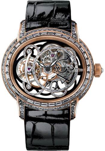 Audemars Piguet Watches - Millenary Onyx Tourbillon - Style No: 26381OR.ZZ.D102CR.01