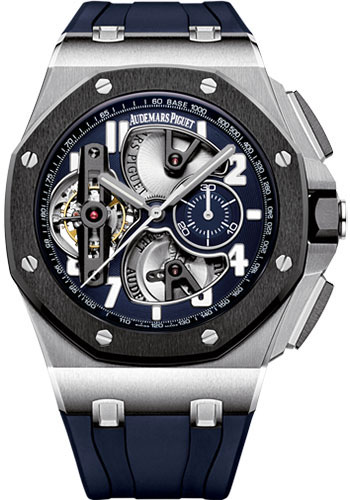 Audemars Piguet Watches - Royal Oak Offshore Tourbillon Chronograph - Style No: 26388PO.OO.D027CA.01