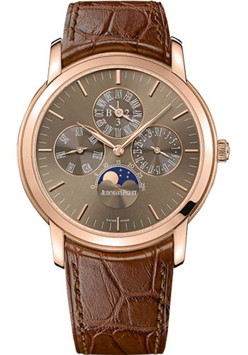 Audemars Piguet Watches - Jules Audemars Perpetual Calendar - Style No: 26390OR.OO.D093CR.01