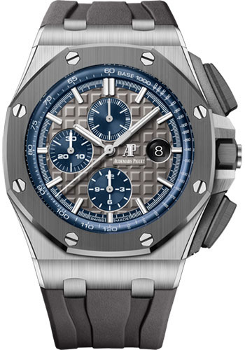 Audemars Piguet Watches - Royal Oak Offshore Chronograph 44mm - Titanium - Style No: 26400IO.OO.A004CA.02