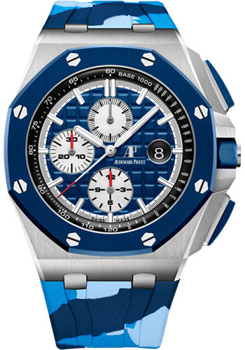Audemars Piguet Watches - Royal Oak Offshore Chronograph 44mm - Stainless Steel - Style No: 26400SO.OO.A335CA.01
