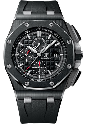 Audemars Piguet Watches - Royal Oak Offshore Chronograph 44mm - Ceramic - Style No: 26402CE.OO.A002CA.01