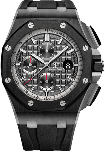Audemars Piguet Watches - Royal Oak Offshore Chronograph 44mm - Ceramic - Style No: 26405CE.OO.A002CA.01