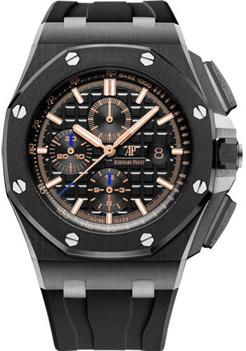 Audemars Piguet Watches - Royal Oak Offshore Chronograph 44mm - Ceramic - Style No: 26405CE.OO.A002CA.02