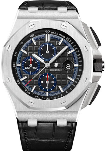 Audemars Piguet Watches - Royal Oak Offshore Chronograph 44mm - Platinum - Style No: 26412PT.OO.A002CR.01
