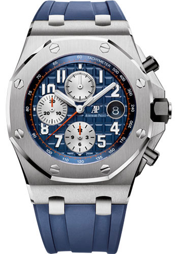 Audemars Piguet Watches - Royal Oak Offshore Chronograph - Stainless Steel - Style No: 26470ST.OO.A027CA.01