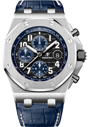 Audemars Piguet Watches - Royal Oak Offshore Chronograph 42mm - Stainless Steel - Style No: 26470ST.OO.A028CR.01