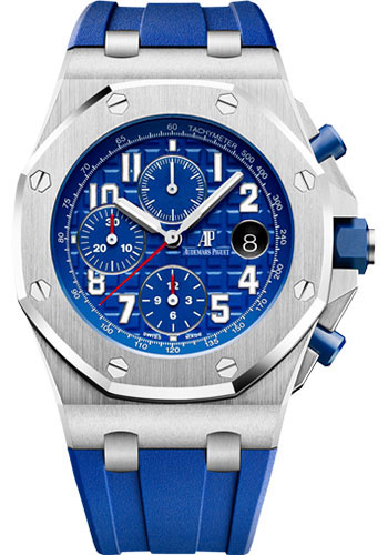 Audemars Piguet Watches - Royal Oak Offshore Chronograph 42mm - Stainless Steel - Style No: 26470ST.OO.A030CA.01