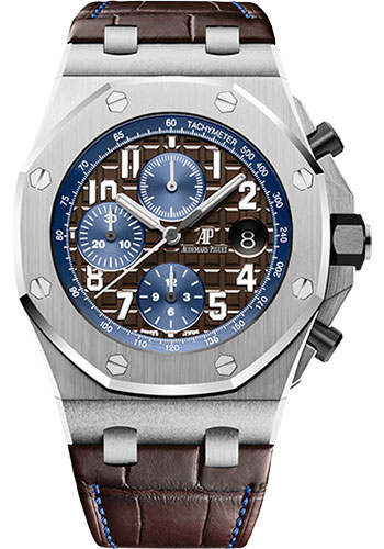 Audemars Piguet Watches - Royal Oak Offshore Chronograph 42mm - Stainless Steel - Style No: 26470ST.OO.A099CR.01