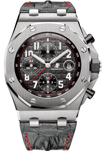 Audemars Piguet Watches - Royal Oak Offshore Chronograph - Stainless Steel - Style No: 26470ST.OO.A101CR.01
