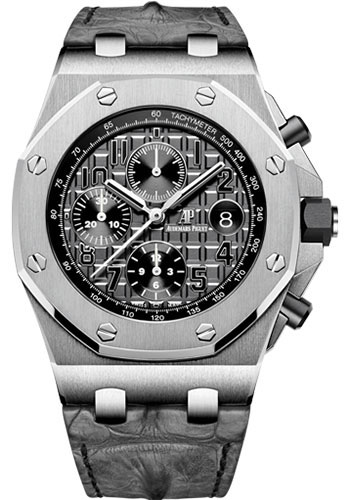 Audemars Piguet Watches - Royal Oak Offshore Chronograph - Stainless Steel - Style No: 26470ST.OO.A104CR.01