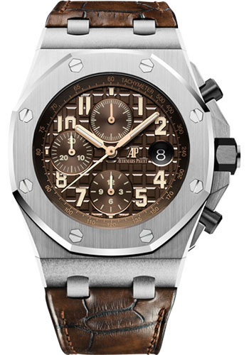 Audemars Piguet Watches - Royal Oak Offshore Chronograph 42mm - Stainless Steel - Style No: 26470ST.OO.A820CR.01