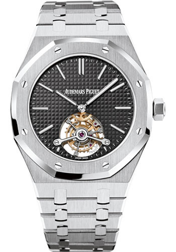 Audemars Piguet Watches - Royal Oak Tourbillon 41mm Extra-Thin - Style No: 26512ST.OO.1220ST.01