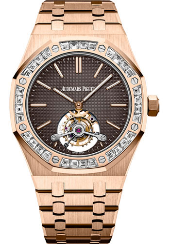 Audemars Piguet Watches - Royal Oak Tourbillon 41mm Extra-Thin - Style No: 26516OR.ZZ.1220OR.01