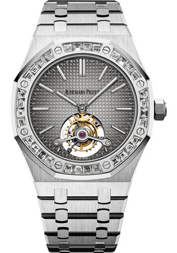 Audemars Piguet Watches - Royal Oak Tourbillon 41mm Extra-Thin - Style No: 26516PT.ZZ.1220PT.01