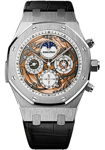 Audemars Piguet Watches - Royal Oak Grande Complication - Style No: 26552BC.OO.D002CR.01