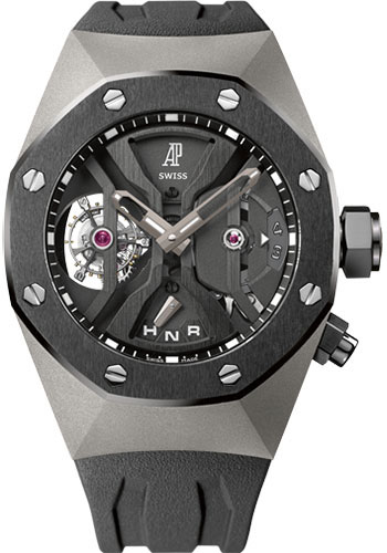 Audemars Piguet Watches - Royal Oak Concept GMT Tourbillon - Style No: 26560IO.OO.D002CA.01.A