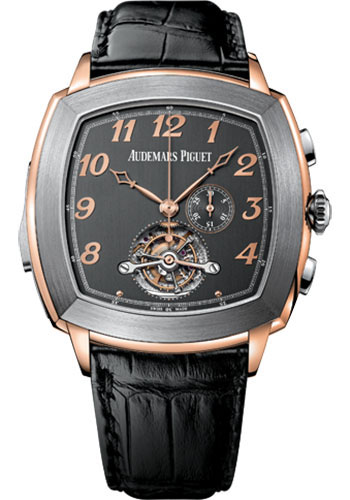 Audemars Piguet Watches - Tradition Minute Repeater Tourbillon Chronograph - Style No: 26564RC.OO.D002CR.01