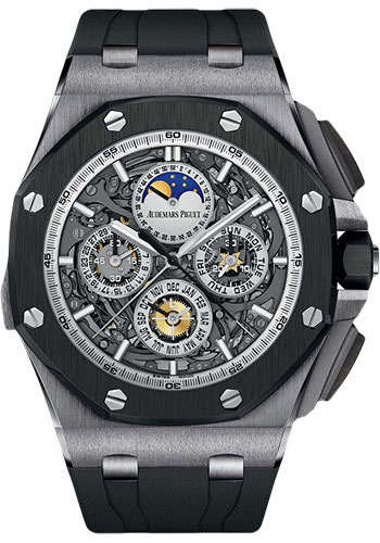 Audemars Piguet Watches - Royal Oak Offshore Chronograph 44mm - Titanium - Style No: 26570IO.GG.A010CA.01