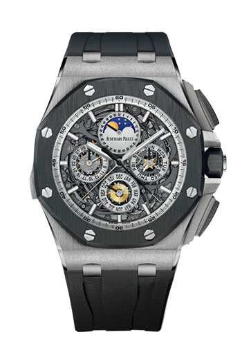 Audemars Piguet Watches - Royal Oak Offshore Grande Complication - Style No: 26571IO.OO.A002CA.01