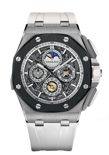 Audemars Piguet Watches - Royal Oak Offshore Grande Complication - Style No: 26571IO.OO.A010CA.01