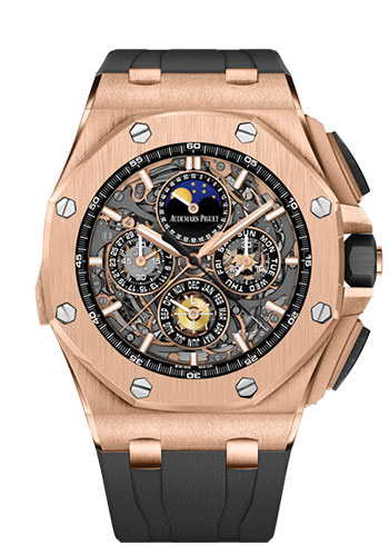 Audemars Piguet Watches - Royal Oak Offshore Grande Complication - Style No: 26571OR.OO.A002CA.01