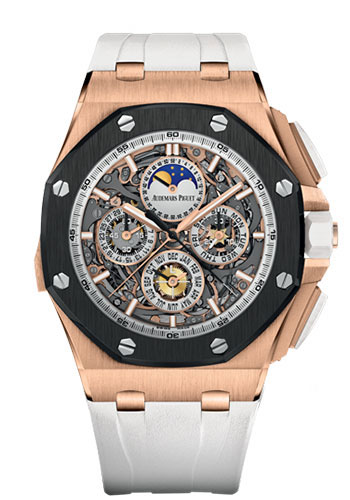 Audemars Piguet Watches - Royal Oak Offshore Grande Complication - Style No: 26571RO.OO.A010CA.01